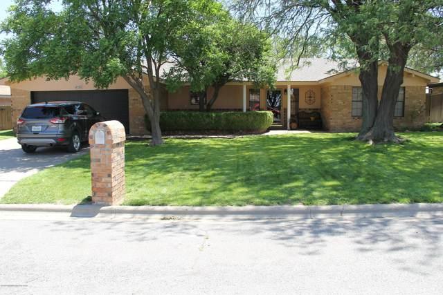 1609 Texas St, Perryton, TX 79070 (#20-3862) :: Elite Real Estate Group