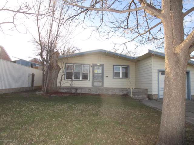 911 Duncan, Pampa, TX 79065 (#20-390) :: Lyons Realty