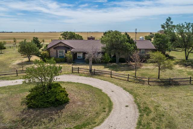 9724 Fm 281, Stinnett, TX 79083 (#20-3931) :: Elite Real Estate Group