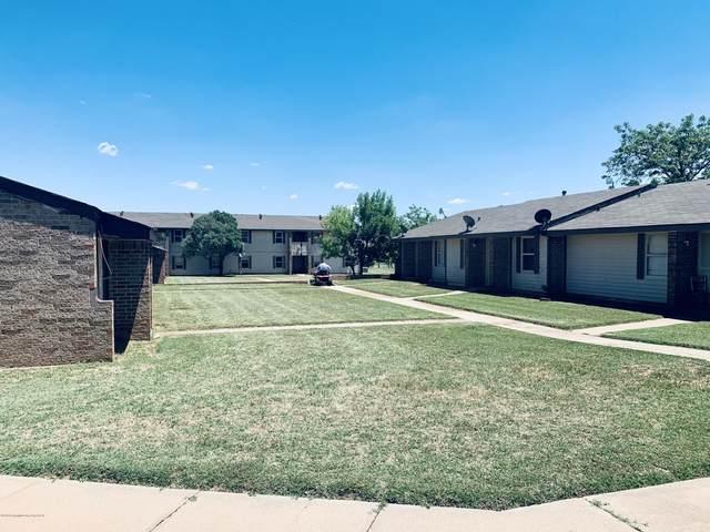 1100 Main St., Shamrock, TX 79079 (#20-3951) :: Keller Williams Realty