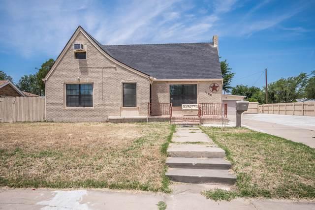 1100 Rosemont St, Amarillo, TX 79106 (#20-3962) :: Lyons Realty