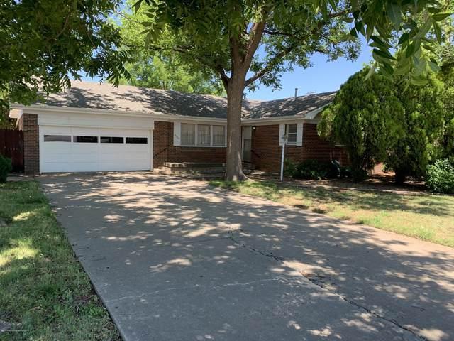 5702 Berget Dr, Amarillo, TX 79106 (#20-3988) :: Elite Real Estate Group