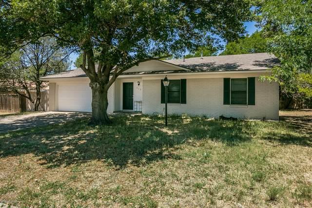 716 Foster Ln, Canyon, TX 79015 (#20-4004) :: Lyons Realty