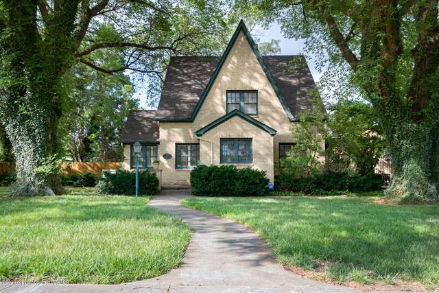 417 W 5th, Clarendon, TX 79226 (#20-4032) :: Elite Real Estate Group