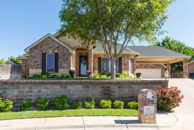 401 Cedar Meadow Cir, Amarillo, TX 79124 (#20-4065) :: Lyons Realty