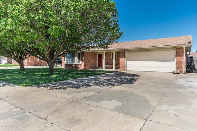 1704 Sunset, Dumas, TX 79029 (#20-4068) :: Elite Real Estate Group