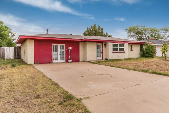 2609 11TH Ave, Canyon, TX 79015 (#20-4093) :: Elite Real Estate Group