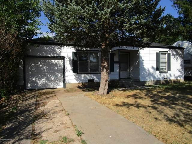608 Sloan St, Pampa, TX 79065 (#20-4111) :: Elite Real Estate Group