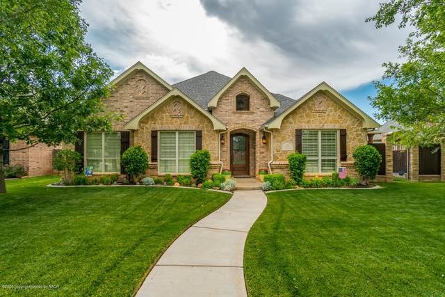 7605 Georgetown Dr, Amarillo, TX 79119 (#20-4121) :: Elite Real Estate Group