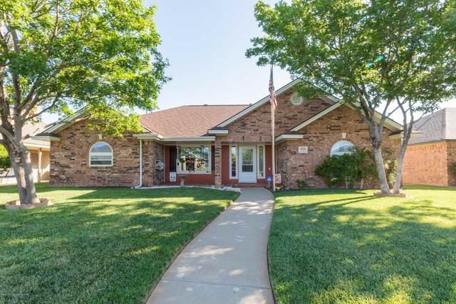6826 Glenoak Ln, Amarillo, TX 79109 (#20-4132) :: Elite Real Estate Group