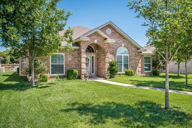 6518 Milligan Pl, Amarillo, TX 79119 (#20-4147) :: Elite Real Estate Group