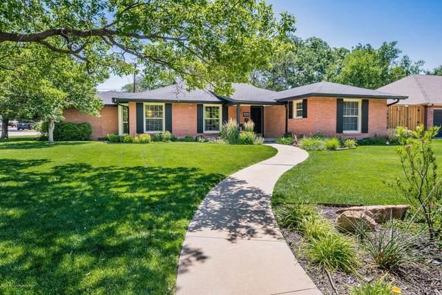 2601 Travis St, Amarillo, TX 79109 (#20-4148) :: Elite Real Estate Group