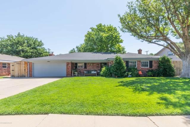 3425 Marion St, Amarillo, TX 79109 (#20-4150) :: Elite Real Estate Group