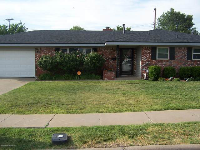 1412 Marigold St, Borger, TX 79007 (#20-4166) :: Elite Real Estate Group