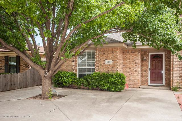 5916 Campus Dr, Amarillo, TX 79109 (#20-417) :: Live Simply Real Estate Group