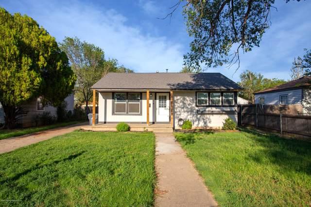 3803 Jackson St, Amarillo, TX 79110 (#20-4190) :: Elite Real Estate Group