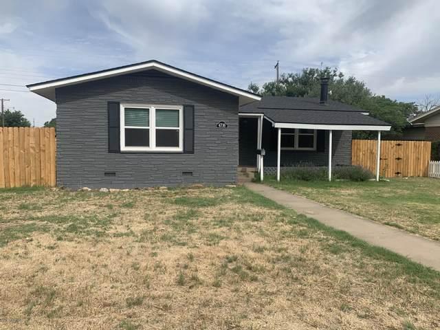 4716 Austin St, Amarillo, TX 79110 (#20-4191) :: Elite Real Estate Group