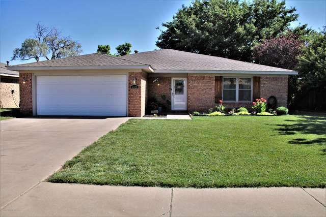 6818 Blacksmith Ln, Amarillo, TX 79109 (#20-4193) :: Elite Real Estate Group