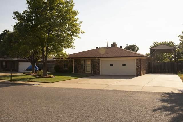 1605 Dwight St, Pampa, TX 79065 (#20-4194) :: Lyons Realty