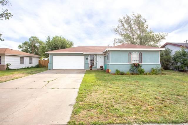 4413 Austin St, Amarillo, TX 79110 (#20-4222) :: Elite Real Estate Group