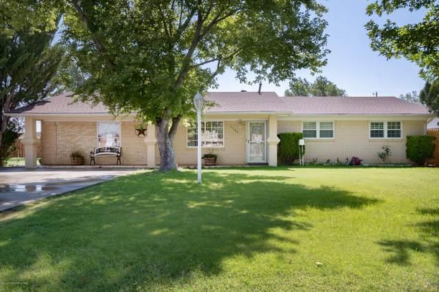 1409 Meredith Ave, Dumas, TX 79029 (#20-4249) :: Elite Real Estate Group