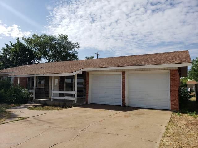36 Houston, Tulia, TX 79088 (#20-4295) :: Keller Williams Realty