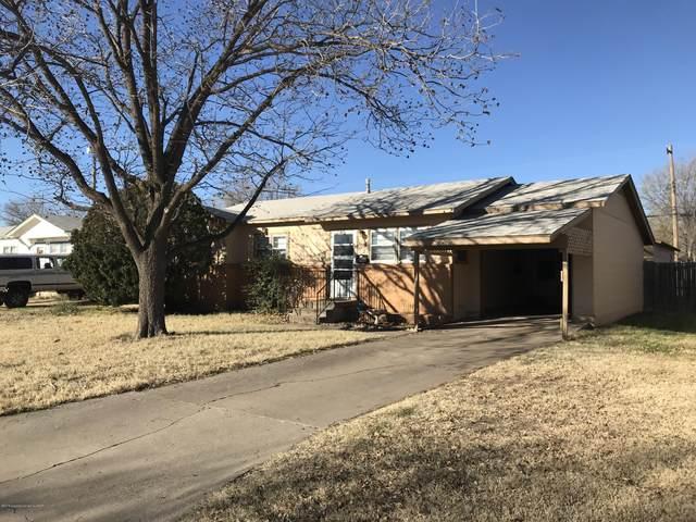 5024 Crockett St, Amarillo, TX 79110 (#20-4298) :: Keller Williams Realty