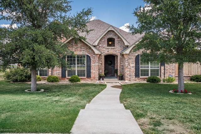 6808 Jersey Elm Pl, Amarillo, TX 79124 (#20-4300) :: Elite Real Estate Group