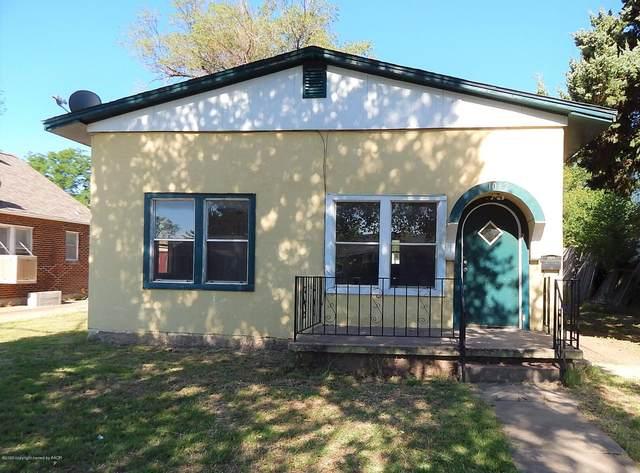 1012 Carolina St, Amarillo, TX 79106 (#20-4330) :: Lyons Realty