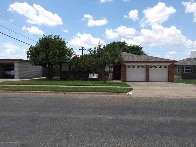 1111 Elmore St, Borger, TX 79007 (#20-4331) :: Elite Real Estate Group