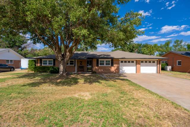 209 Sunset Dr., Hereford, TX 79045 (#20-4337) :: Elite Real Estate Group