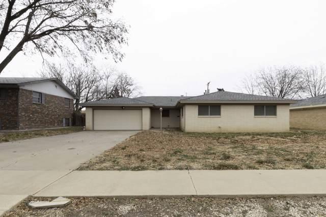 5113 Matador Trl, Amarillo, TX 79109 (#20-435) :: Keller Williams Realty