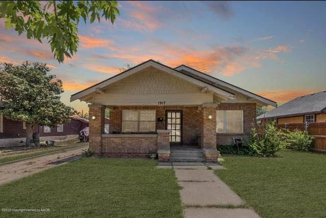 1917 Monroe St, Amarillo, TX 79109 (#20-4362) :: Lyons Realty