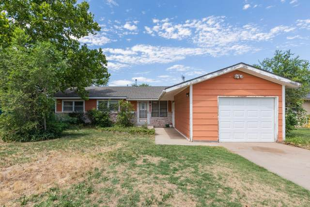 2208 Bivins St, Amarillo, TX 79103 (#20-4367) :: Elite Real Estate Group