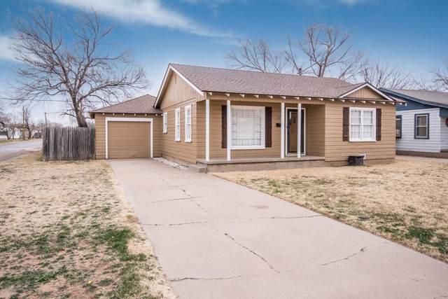 4301 Jackson St, Amarillo, TX 79110 (#20-439) :: Lyons Realty