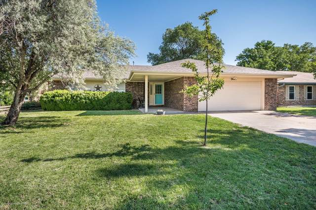 2605 15th Ave, Canyon, TX 79015 (#20-4406) :: Elite Real Estate Group
