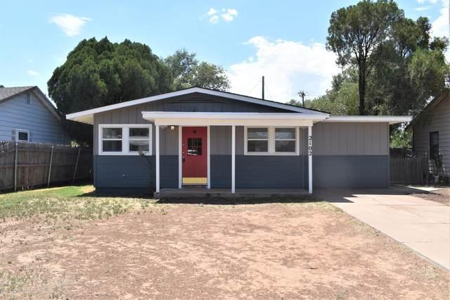2102 Apache St, Amarillo, TX 79103 (#20-4408) :: Elite Real Estate Group