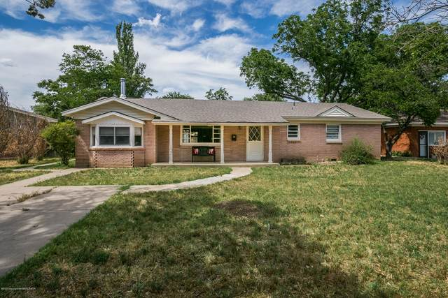 2505 12TH Ave, Canyon, TX 79015 (#20-4444) :: Elite Real Estate Group