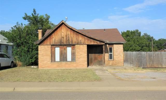 612 Main Street, Shamrock, TX 79079 (#20-4461) :: Keller Williams Realty