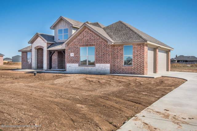 9241 Jacobs Well Dr, Amarillo, TX 79119 (#20-448) :: Lyons Realty
