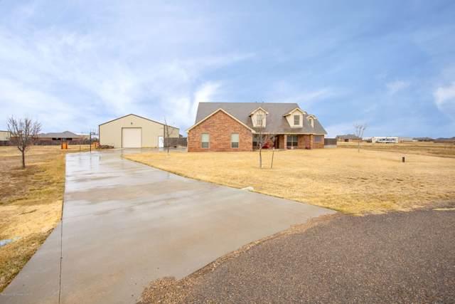 18050 Calle Pierce Cir, Bushland, TX 79124 (#20-449) :: Elite Real Estate Group