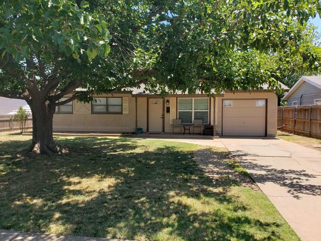 4206 29TH Ave, Amarillo, TX 79103 (#20-4549) :: Lyons Realty