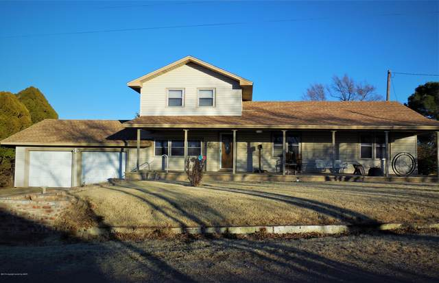 1100 Arizona St, Shamrock, TX 79079 (#20-4638) :: Keller Williams Realty