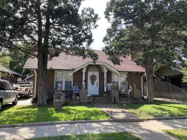 1618 Madison St, Amarillo, TX 79102 (#20-4670) :: Keller Williams Realty