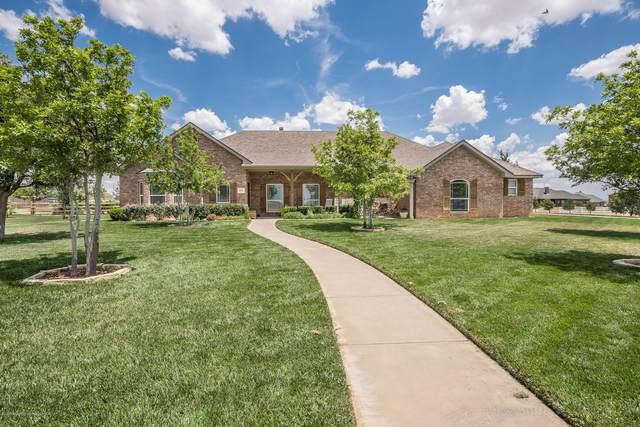 9201 Arena Dr, Amarillo, TX 79119 (#20-4681) :: Keller Williams Realty