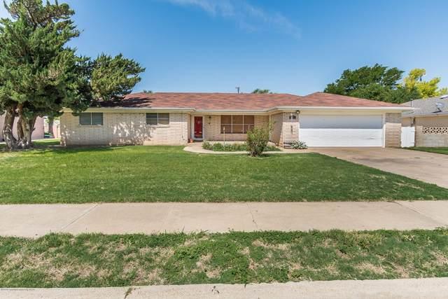1002 Ave O, Sunray, TX 79086 (#20-4690) :: Keller Williams Realty