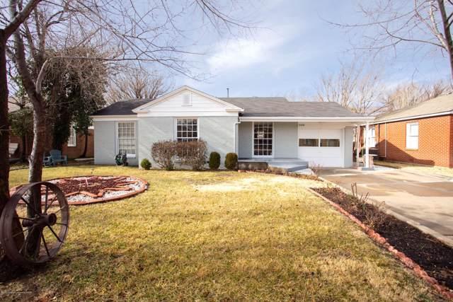 2816 Washington St, Amarillo, TX 79109 (#20-470) :: Elite Real Estate Group