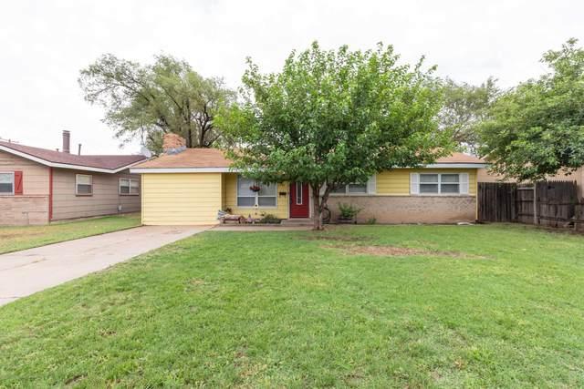 3105 Hill St, Amarillo, TX 79103 (#20-4758) :: Lyons Realty
