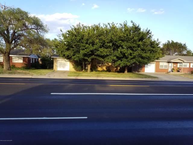 1327 Bell St, Amarillo, TX 79106 (#20-4951) :: Elite Real Estate Group