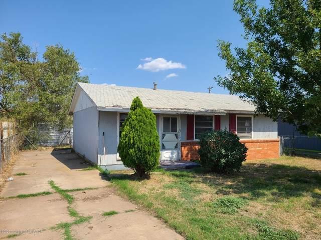 1116 Aster St, Amarillo, TX 79107 (#20-4955) :: Elite Real Estate Group